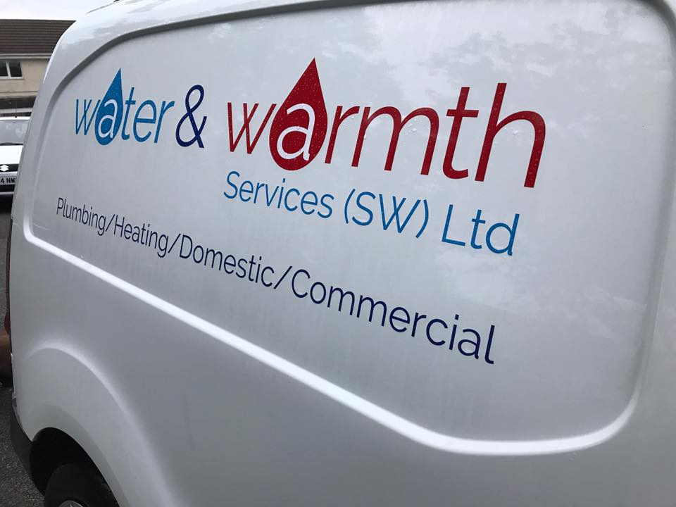 Water and Warmth Van About