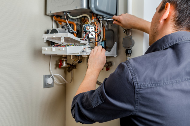 central heating and boiler gas boiler repair