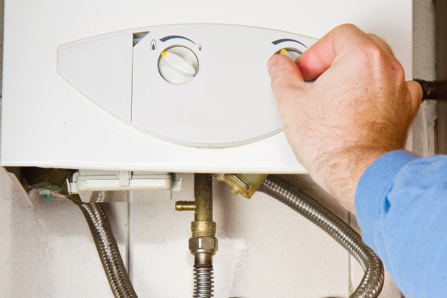 central heating and boiler servicing gas boiler